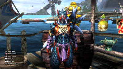 Monster Hunter 3 Ultimate screenshot #3