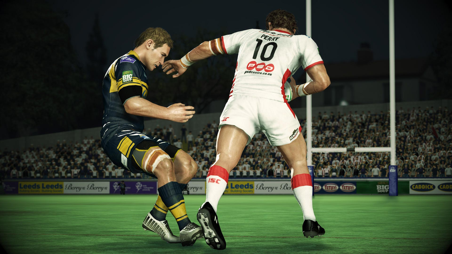 Rugby League Live 2 Xbox 360 Patch