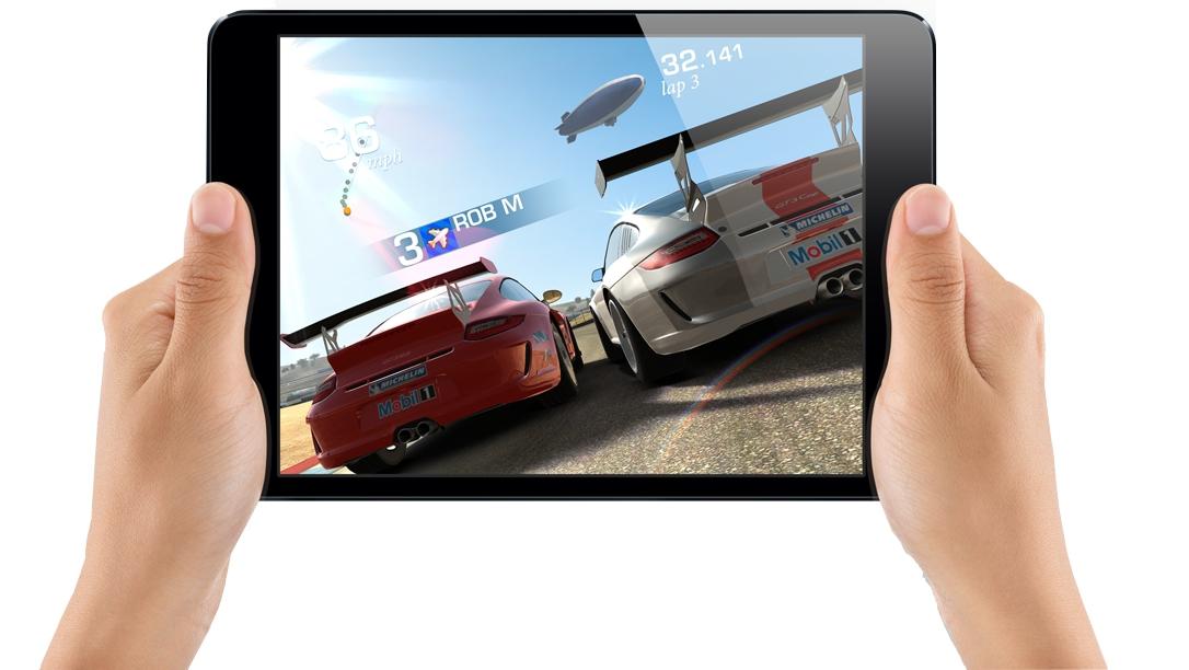 Apple iPad Mini: 16GB Wifi + 3G and 4G - White and Silver Electronics ...