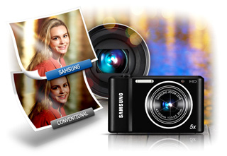 Samsung ST77 F2.5 Night Lens