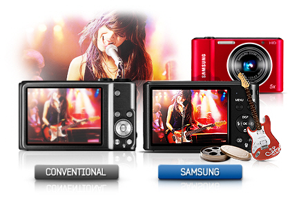 Samsung ST77 HD Video 720p