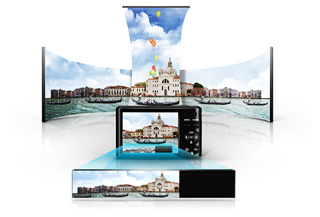 Samsung ST77 Live Panorama