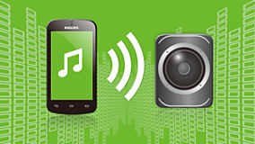 Philips DS7530/05 Docking Speaker iPod/iPhone Wireless Bluetooth Connection