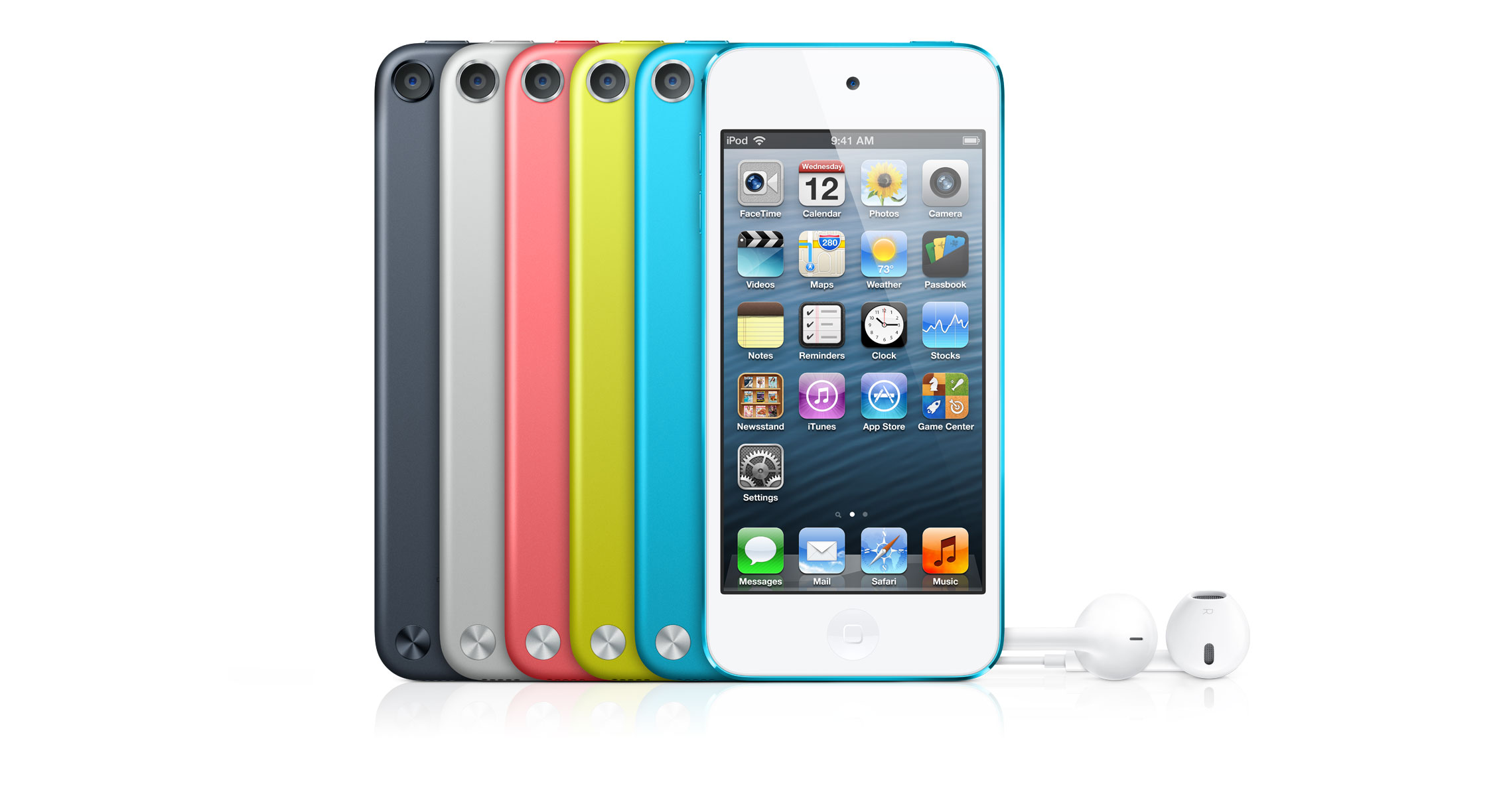 iPod touch 5th Generation Range