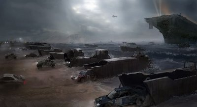 Motorstorm Apocalypse screenshot #1