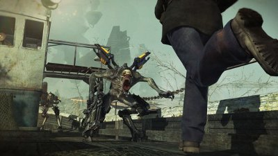 Resistance 3 screenshot #1
