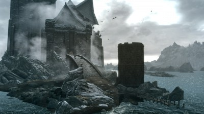 The Elder Scrolls V Skyrim: Dawnguard screenshot #1