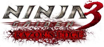 Ninja Gaiden 3: Razor's Edge logo