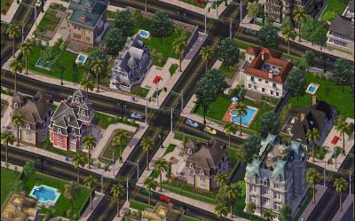 Sim City 4: Deluxe Edition screenshot #2