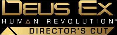 DEUS EX: Human Revolution logo