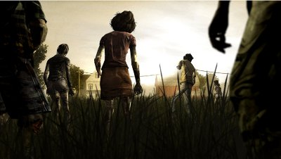 The Walking Dead game screenshot #1