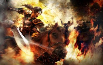 Dynasty Warriors 8 screenshot #2