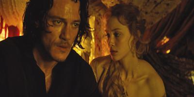 Dracula and Woman