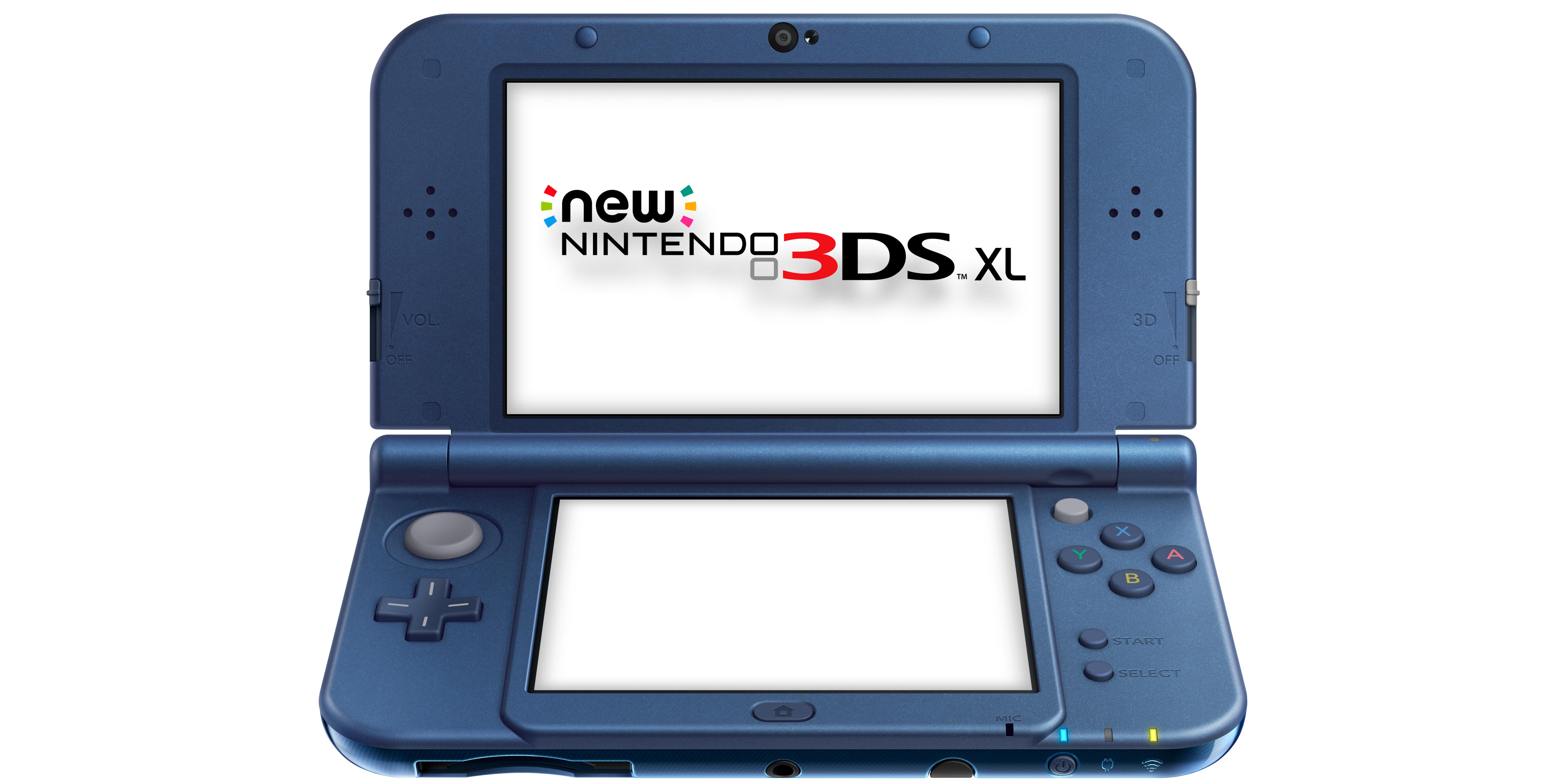 new 3ds xl metallic black console includes legend of. Black Bedroom Furniture Sets. Home Design Ideas
