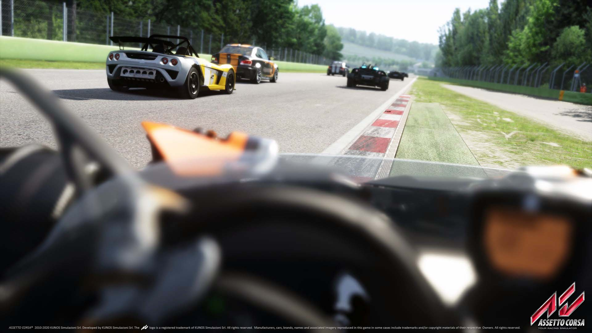 Car Racing Multiple Player Ps