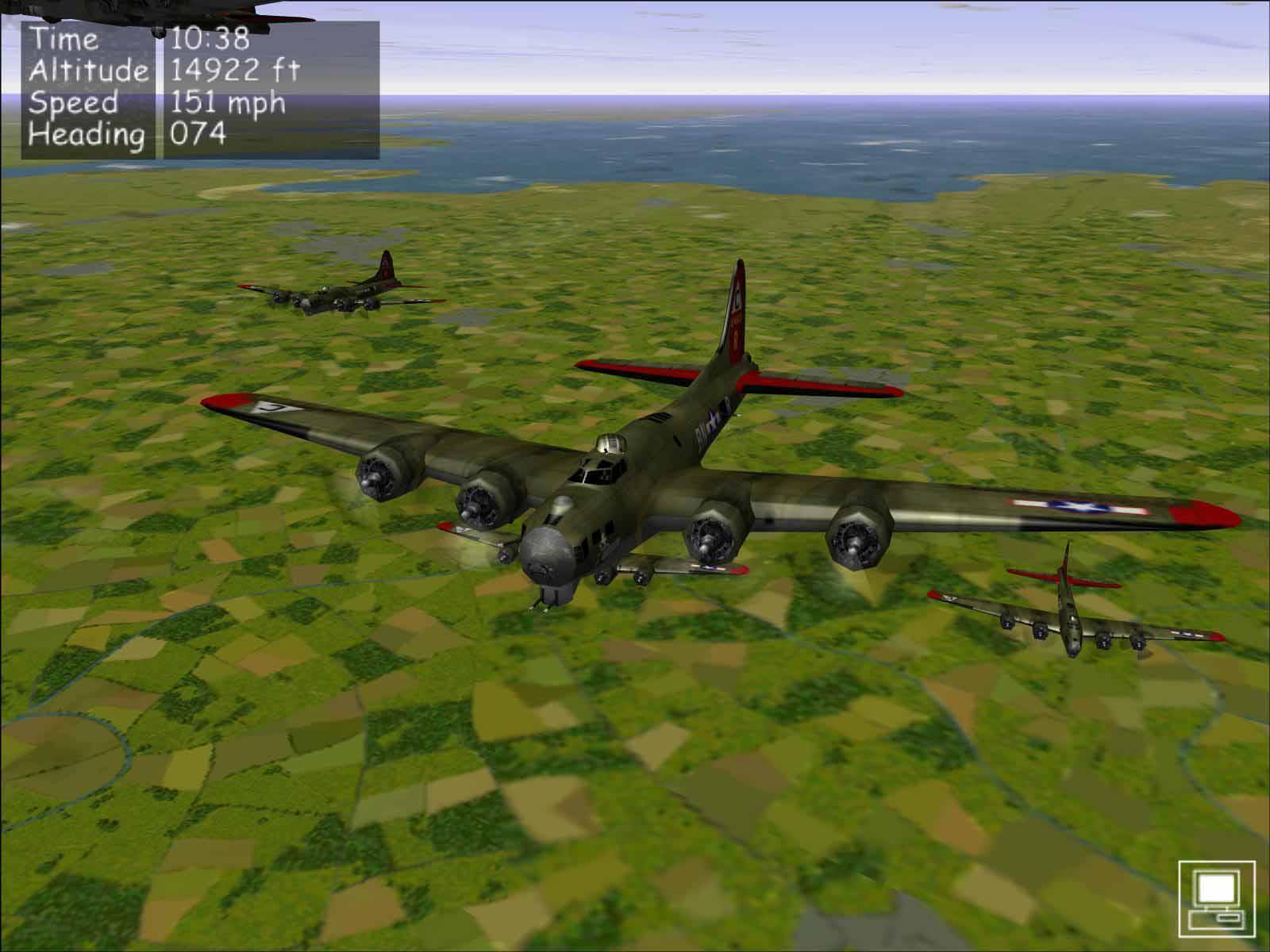 B-17 Flying Fortress: The Mighty 8th PC   Zavvi.com