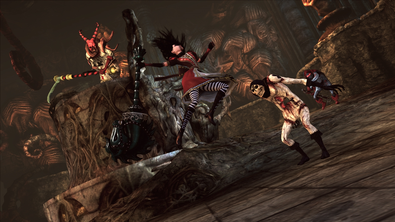 alice in wonderland madness returns ps3 walkthrough