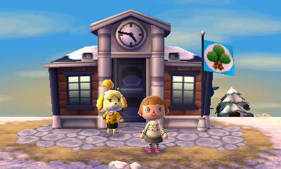 abimal crossing new leaf welcome amiibo how to play minigames