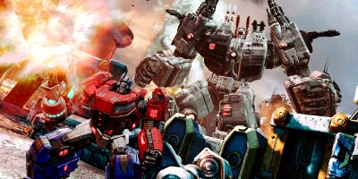 optimus fight