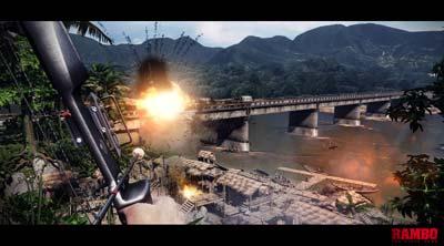 shooting at bridge