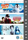 TRIPLE: FAMILY CLASSICS (3PK) (HAPPY FEET / CHARLIE & THE CHOCOLATE FACTORY / CORPSE BRIDE)