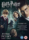 Harry Potter - Years 1 - 5 [Box Set]