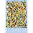 The Simpsons Cast 2012 - Maxi Poster - 61 x 91.5cm