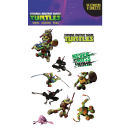 Teenage Mutant Ninja Turtles Brothers - Sticker Pack