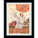 Star Wars Celebrate - 30 x 40cm Collector Prints