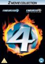 Fantasic Four / Fantastic Four: Rise of the Silver Surfer