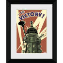 Doctor Who Victory - 30 x 40cm Collector Prints