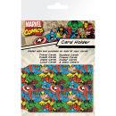 Marvel Pattern - Card Holder