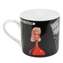 Cluedo Mug - Miss Scarlett