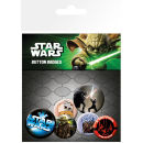 Star Wars Retro - Badge Pack
