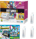 Nintendo Wii U Console - Includes 3 Games + 3 Controllers