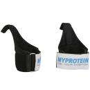 Ganchos de hierro de Myprotein