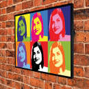 Personalised Pop Art Print Gift Pack