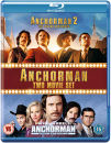 Anchorman 1 & 2