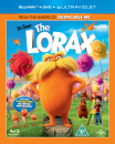 Dr. Seuss' The Lorax (Blu-Ray, DVD and UltraViolet Copy)