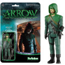 ReAction DC Comics Arrow Green Arrow 3 3/4 Inch Action Figure