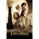 Lord Of The Rings Two Towers One Sheet - Maxi Poster - 61 x 91.5cm