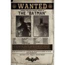 Batman Arkham Origins Wanted - Maxi Poster - 61 x 91.5cm