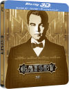 The Great Gatsby 3D - Limited Edition Steelbook (Incluye una copia ultravioleta)