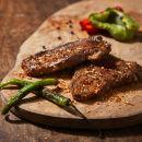 Peppered Rump Steak
