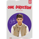 One Direction Zayn Colour - Vinyl Sticker - 10 x 15cm