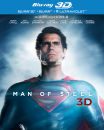 Man of Steel 3D (Includes 2D Version and UltraViolet Copy)
