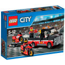 LEGO City: Racing Bike Transporter (60084)