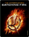 The Hunger Games: Catching Fire - Steelbook Edition (Incluye DVD y una copia ultravioleta)