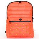 Mojo Pyramid Puff'D Backpack - Orange