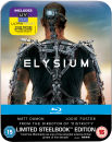 Elysium - Limited Edition Steelbook: Mastered in 4K Edition (Incluye una copia ultravioleta)